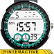 Digital One Watch Face by thema