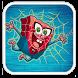 sponge spider : Moto Ride by BofApp
