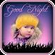 Good Night Photo Frames by Bernard Miron
