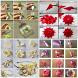 Ribbon Flower Creations by Azka Media