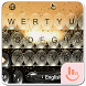 Live 3D Rainy Sunrise Keyboard Theme