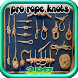 Tuto rope knots 2017 by LoveAppsMo