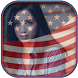 US Flag Photo Editor by TopWallpaper