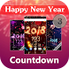 New Year Countdown Wallpaper 2018 by God Lover Apps