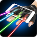 Laser Hand Simulator by AR Apps And Games