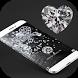 Black Diamond Butterfly Locker by New Theme World