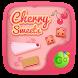 Cherry Sweet GO Keyboard Theme by GO Keyboard Dev Team