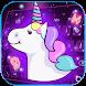 Dream Unicorn Keyboard theme