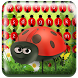 Ladybug keyboard by Super Keyboard Theme