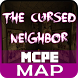 The Cursed Neighbor Map for Minecraft [Adventure]