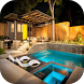 Pool House Design by Mantiliapp