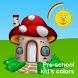 Preschool kid's colors