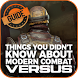 Versus Combat Modern Guide: Tips you didn't know!! by Snow King Apps