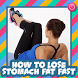 How To Lose Stomach Fat Fast by Henasy