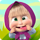 Masha and the Bear Child Games by Indigo Kids