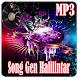 Song Gen Halilintar Mp3 Complete