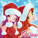 Christmas Winx Wallpapers Club HD by mynewappspro
