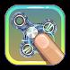 لعبة إزالة التوتر Fidget Hand Spinner by YoubAPP