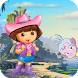 Princess Dora Jungle World by New Free Cartoon Games