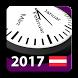 2017-2018 Österreich Feiertage Kalender by Rhappsody Technologies