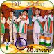 Republic Day DP Maker 2018 : 26 January DP Maker by Photo Quick Apps