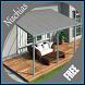 Outdoor Canopy Designs by Nischias