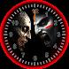 Zombies vs Vampires Clock by Amazing BuPepa World