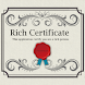 Rich Certificate by droider01