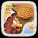 Dinner of Thanksgiving Theme by GO Dev Team ^_^
