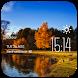 Ipswich weather widget/clock by Widget Innovation