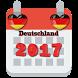 Deutsch Kalender 2017 by World Apps INC