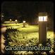 Garden Lamp Design by Roberto Baldwin