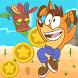 bandicoot run : crazy fox games by mixamo studio