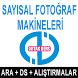 AÖF SAYISAL FOTOĞRAF MKİNELERİ