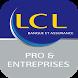 Pro & Entreprises LCL by LCL - Le Crédit Lyonnais