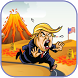 The Floor is Lava - Trump Run by ABT Games