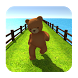3D Bear At Island by Firat ELMAS