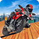 Superhero Highway Stunts Bike Racing by ALPHA Games Studio