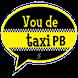 Vou de Taxi Motorista Paraiba by Leandro Caon