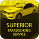 Superior taxi booking service by 13CABS