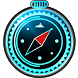 Compass - Direction Compass by Garza, Inc