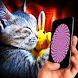 Hypnosis Cat Sleeps Joke by Avva