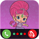 Call From Shimmer Princess - Prank Call by Calls Developer