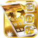 Sunset Launcher - Luxury Golden Beach Theme by Theme Wizard