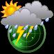 Rain Radar Israel by Shakshuka Design