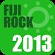 FUJI ROCK FESTIVAL '13 タイムテーブル by festimetable