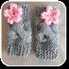 Crochet Leg Warmers by blackpaw