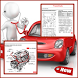 Wiring Diagram Of The Car US by TroneStudio