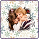 santa picture Photo frames by Vladiator