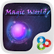 Magic World GO Launcher Theme by Freedom Design